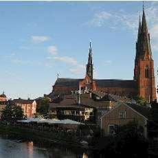Uppsala domkyrkan