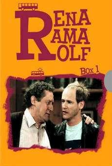 Omslagsbild till Rena rama Rolf