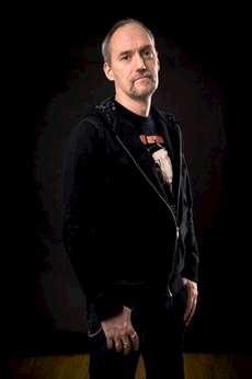 Författaren Magnus Nordin.