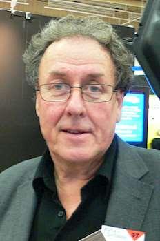 Författaren och komikern Lasse Eriksson.