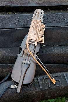 bild på harpa
