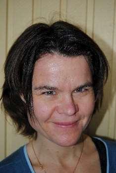 Författaren Anna Ehn