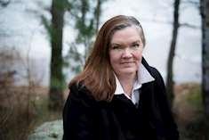 Författaren Maja Hagerman