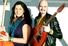 Nadin al Khalidi och Gabriel Hermansson