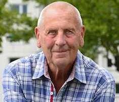 Författaren Stig Johansson