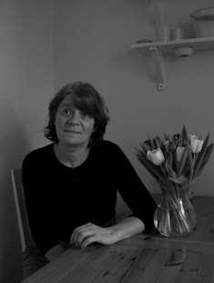 Författaren Ulla Bolinder.