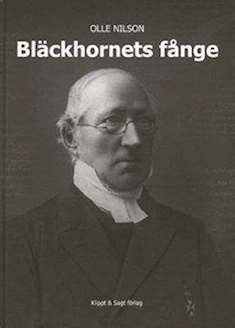Prosten Lénström på framsidan av boken Bläckhornets fånge