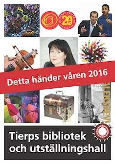Första sidan program 2016