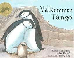 Omslagsbild till boken Välkommen Tango.