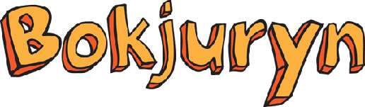 Logotyp för Bokjuryn 2012.