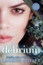 Omslagsbild till Delirium.
