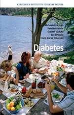 """Omslag till boken """"Diabetes""""."""