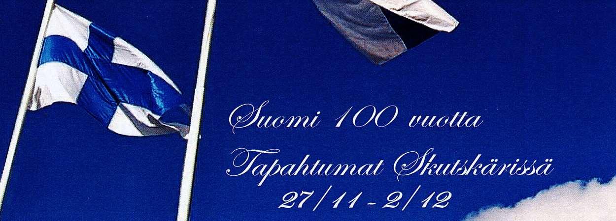 Finland 100 år program